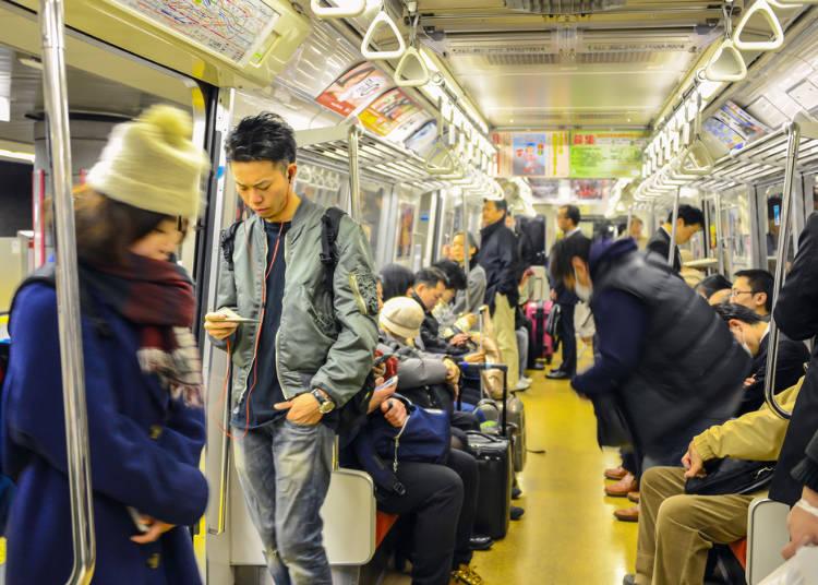 6件會容易犯上令日本人反感事